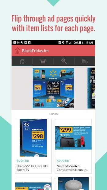 Captura de Pantalla 5 de Black Friday Ads 2020 para android