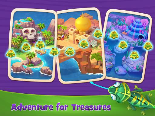 Solitaire TriPeaks Adventure - Free Card Game 2.3.4 screenshots 13