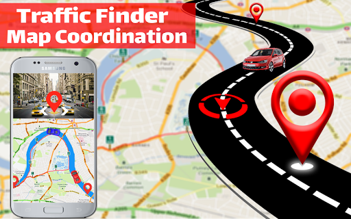 GPS Navigation & Map Direction - Route Finder 1.2.9 Screenshots 12