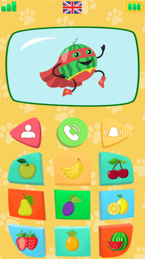 Baby Phone Nursery Rhymes modavailable screenshots 5