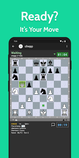 Chess Time Live - Free Online Chess 1.0.147 screenshots 6