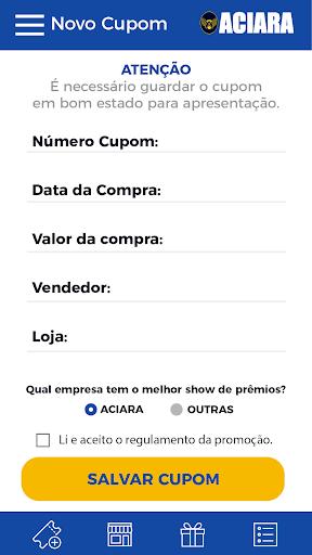 Sorteio ACIARA 0.0.8 screenshots 6