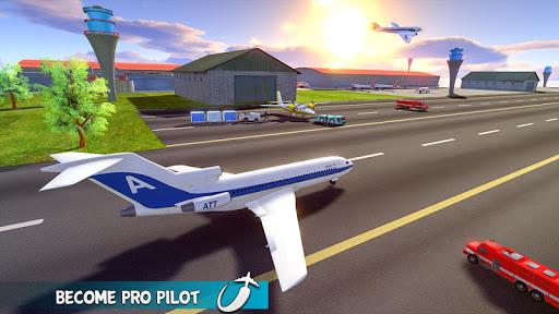 City Flight Airplane Pilot New Game - Plane Games 2.47 screenshots 4