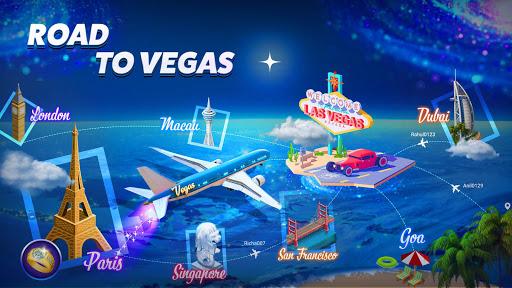 Vegas Teen Patti - 3 Card Poker & Casino Games  screenshots 1
