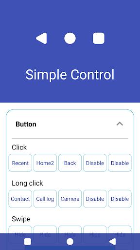 Simple Control - Navigation bar screenshots 2
