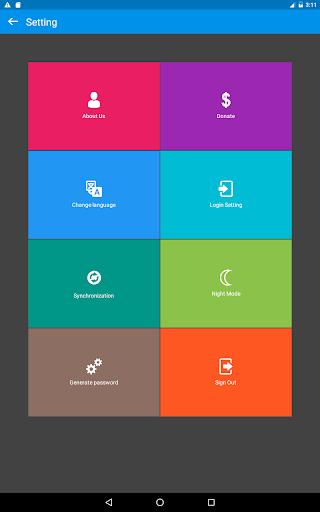 Password Saver 5.0 Screenshots 12