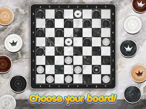 Checkers Plus - Board Social Games apkmr screenshots 8