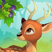 icono Animal Village-forest pet rescue & wild zoo games