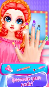 Little Princess Bella Girl Braid Hair Beauty Salon 5