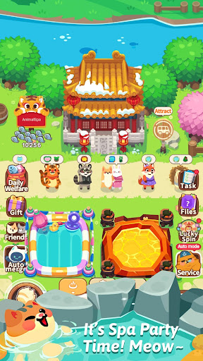 Animal Spa - Lovely Relaxing Game 1.61 screenshots 2