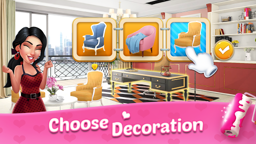 Merge Dream - Mansion design - Decorate your house android2mod screenshots 8