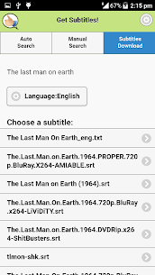 Get Subtitles v10.0 MOD APK [Unlocked] 2