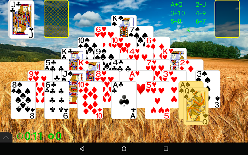 Pyramid Solitaire  screenshots 17