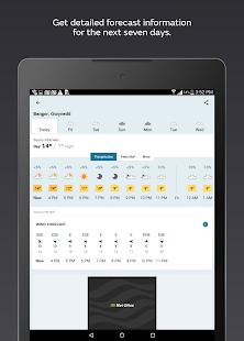 Met Office Weather Forecast 2.10.0 Screenshots 14