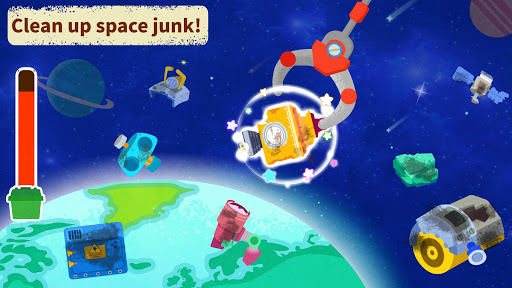 Little Panda's Space Adventure android2mod screenshots 8