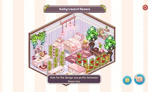 Kawaii Home Design - Decor & Fashion Game  Screenshots 12