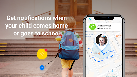 Find My Kids: Child Cell Phone Location Tracker (PREMIUM) 2.3.13 Apk + Mod 2