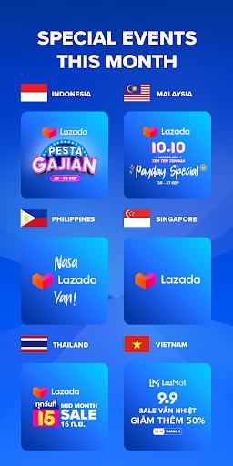 Lazada - Online Shopping App apktram screenshots 2