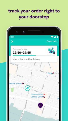 Deliveroo: Takeaway food android2mod screenshots 4