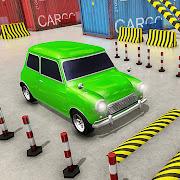 Classic Car Parking Drive: Parking Driving School