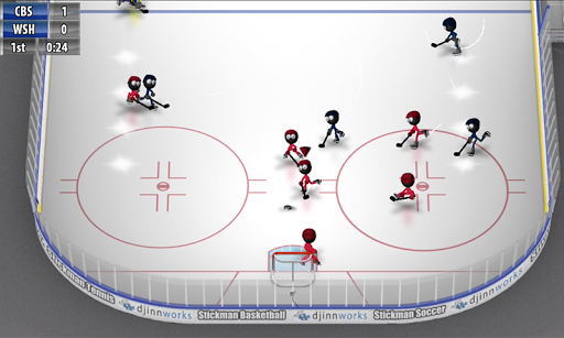 Stickman Ice Hockey  Screenshots 9