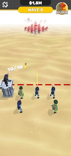 Idle Army 1.4 screenshots 3