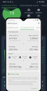 Battery Guru – Battery Monitor – Battery Saver MOD (Ad-Free) 2