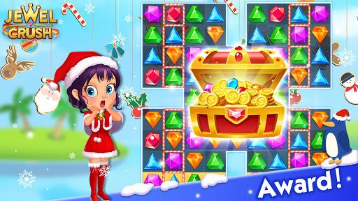 Jewel Crushu2122 - Jewels & Gems Match 3 Legend Apkfinish screenshots 7