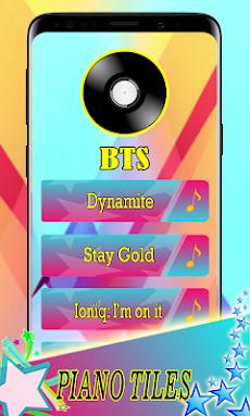 BTS - Dynamite  Piano gameのおすすめ画像1