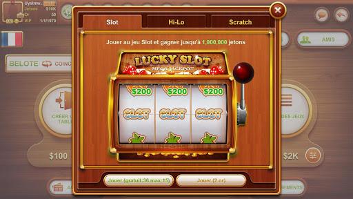 Coinche & Belote 11.0.72 screenshots 10
