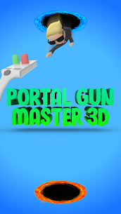 Portal Gun Master 3D 1