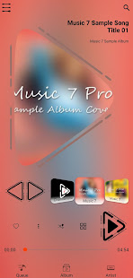 Music 7 Pro - Audio & Music Player(No Ads) New Top