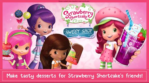 Strawberry Shortcake Sweet Shop 1.11 Screenshots 1
