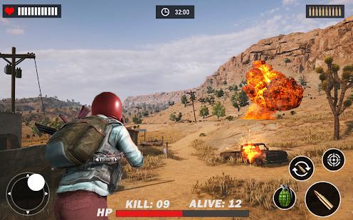 Battle Survival Desert Shooting Game 5 APK screenshots 10