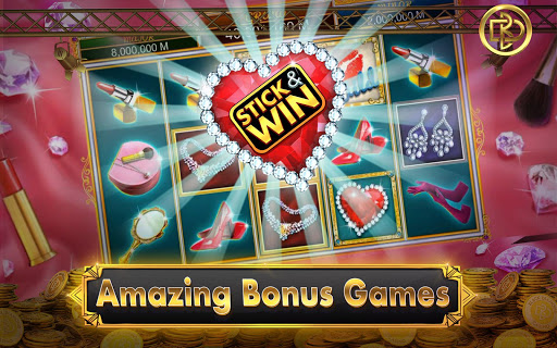 SLOTS - Black Diamond Casino apkslow screenshots 14