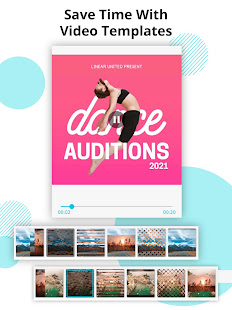Marketing Video Maker, Promo Video Slideshow Maker screenshots 16