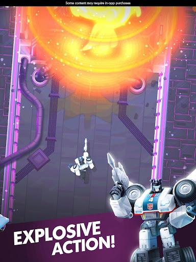 Transformers Bumblebee Overdrive: Arcade Racing 1.5 Screenshots 22