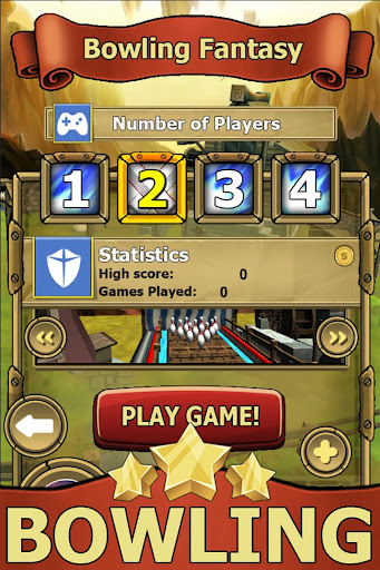 bowling fantasy - easy and free 3d sports game screenshot 3
