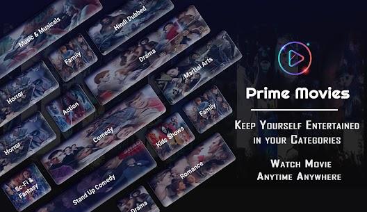 Prime Movies : Free HD Movies 2021 MOD APK (Free Premium) 4