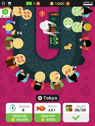 Sushi Bar Idle screenshots 6