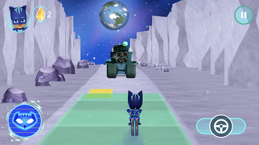 PJ Masks: Racing Heroes apktreat screenshots 2