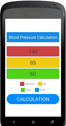 Blood Pressure Calculation 1.1.1 screenshots 3