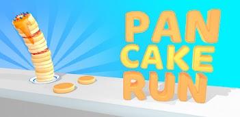 Jouez à Pancake Run sur PC, le tour est joué, pas à pas!