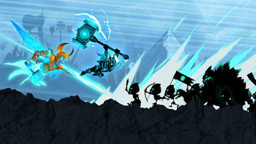 Stickman Legends: Shadow War Offline Fighting Game  screenshots 5