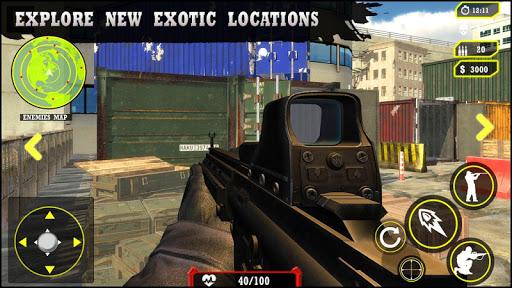 Critical Warfare FPS  Screenshot 2