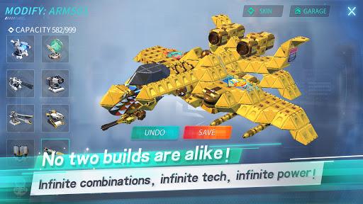 Code Triche Astracraft (Astuce) APK MOD screenshots 3