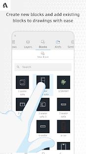 AutoCAD - DWG Viewer & Editor screenshots 5