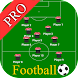 Football : Make Your Own Team Lineup - Androidアプリ