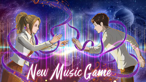Night Dream: lost harmony - new rhythm game 2.05 screenshots 1
