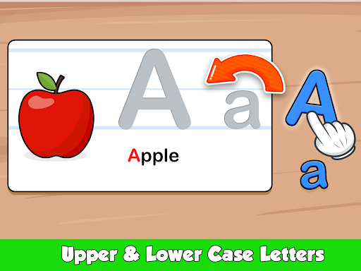 ABC Kids Games - Phonics to Learn alphabet Letters 15.0 screenshots 15